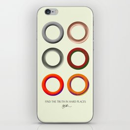 Truth #1 iPhone Skin