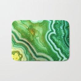 Green Onyx Marble Bath Mat