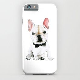 Little Gentleman iPhone Case