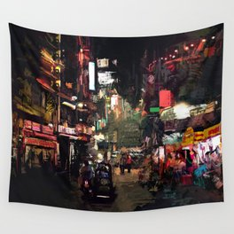 Calle x GV Wall Tapestry