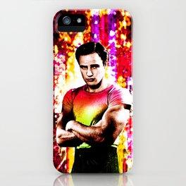 Marlon Brando, Color source 2 iPhone Case