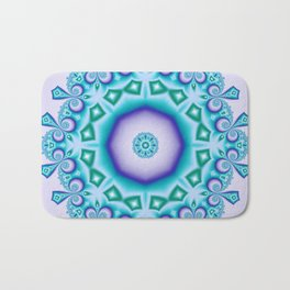 mandalas for pillows and more -7- Bath Mat