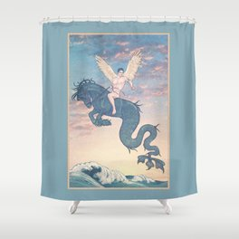 EROS Shower Curtain
