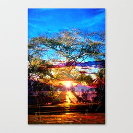"""The Great Tree"" Canvas Print"