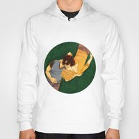 grantaire Hoodies featuring Meadow by deadpokerface