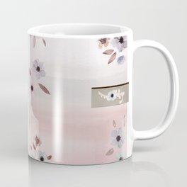 Flower Collage Coffee Mug