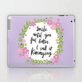 Kimmying Laptop & iPad Skin