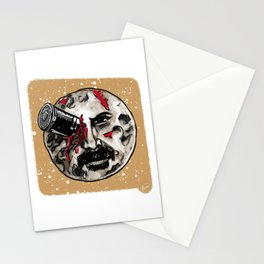 John Wick is the Melies' Moon Stationery Cards