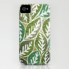 Leaves 3 iPhone (4, 4s) Slim Case
