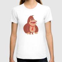 donkey kong T-shirts featuring Donkey Kong Tribute by Joseph Le