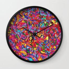meli-melo Wall Clock