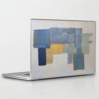rustic Laptop & iPad Skins featuring Rustic Rhino by Fernando Vieira