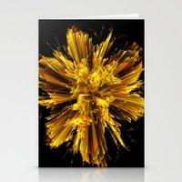 big bang Stationery Cards featuring Big Bang by Art-Motiva