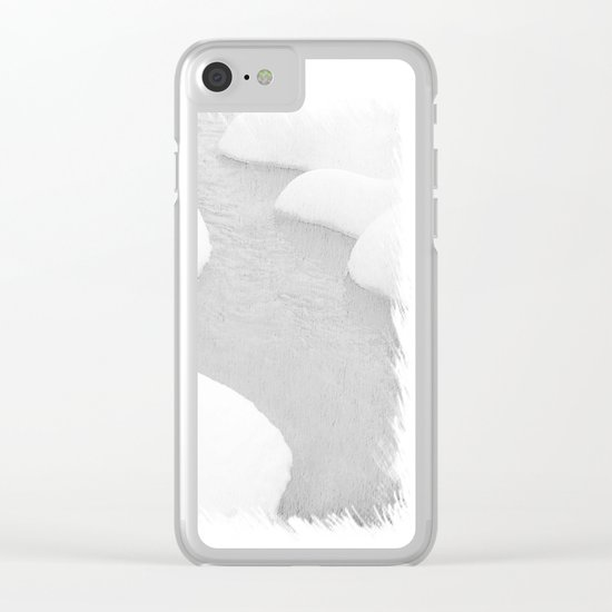 H2O's other format #2 Clear iPhone Case