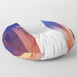 R2 Pattern 13 Floor Pillow