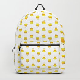 Candy Corn Pattern Backpack