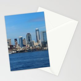 Seattle Panorama Stationery Cards
