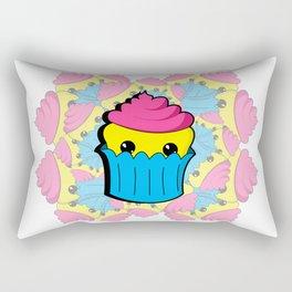 Cupcakes 1 Rectangular Pillow