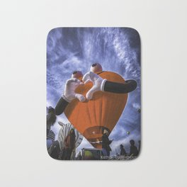 Hot Air Balloon Bath Mat