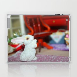Magic White Rabbit Laptop & iPad Skin