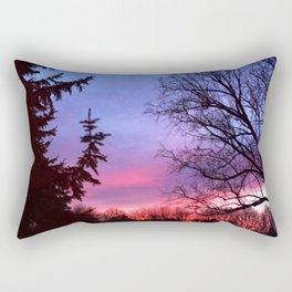 Shades Sunset Rectangular Pillow