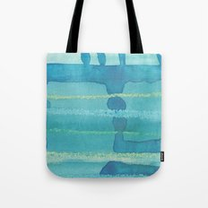 Water and Color 3 Tote Bag