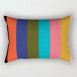 Color Palette III Rectangular Pillow
