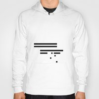 video game Hoodies featuring Bacon bits retro video game by rita rose