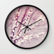 I Heart Trees Wall Clock