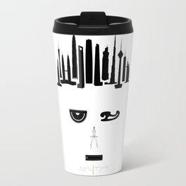 the world inside your head   Architect Travel Mug