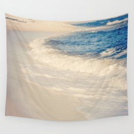 Sand and Waves Wall Tapestry