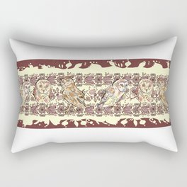 If the facts don't fit your theory, change the facts Rectangular Pillow
