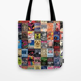 The Wall Concert Posters Tote Bag