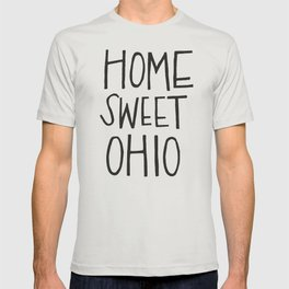 Home Sweet Ohio T-shirt