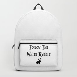 Follow The White Rabbit, Alice Backpack