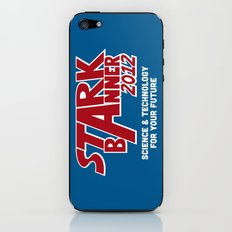 Stark Banner 2012 iPhone & iPod Skin