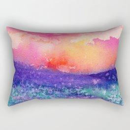 Lupin Valley Rectangular Pillow