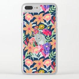 Deer Park Clear iPhone Case
