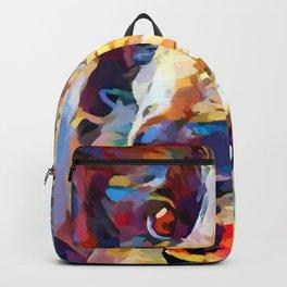 Border Collie 4 Backpack