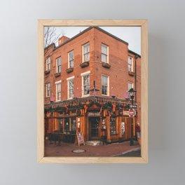 Max's Taphouse Framed Mini Art Print