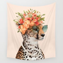 ROYAL CHEETAH Wall Tapestry