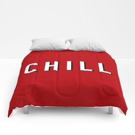 Chill #society6 #decor #buyart #artprint Comforters