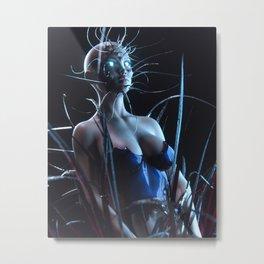 TANTRUM***1 Metal Print