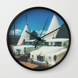 from az with love Wall Clock