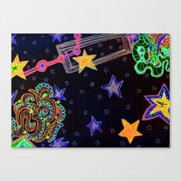 Shneibelrox Canvas Print