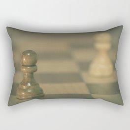 Talk to me Rectangular Pillow