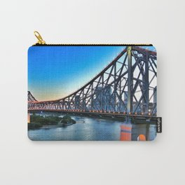 Brisbane has a Story Carry-All Pouch