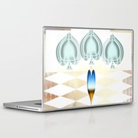 ace Laptop & iPad Skins featuring Ace by Anivad