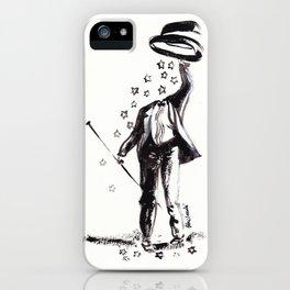 THE ILLUSIONIST iPhone Case