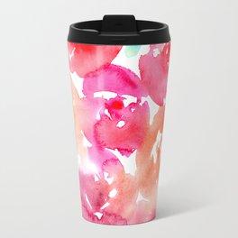 Blooming bouquet #6 || watercolor Travel Mug
